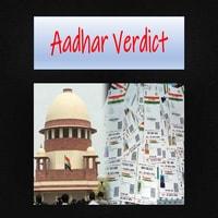 aadhar verdict