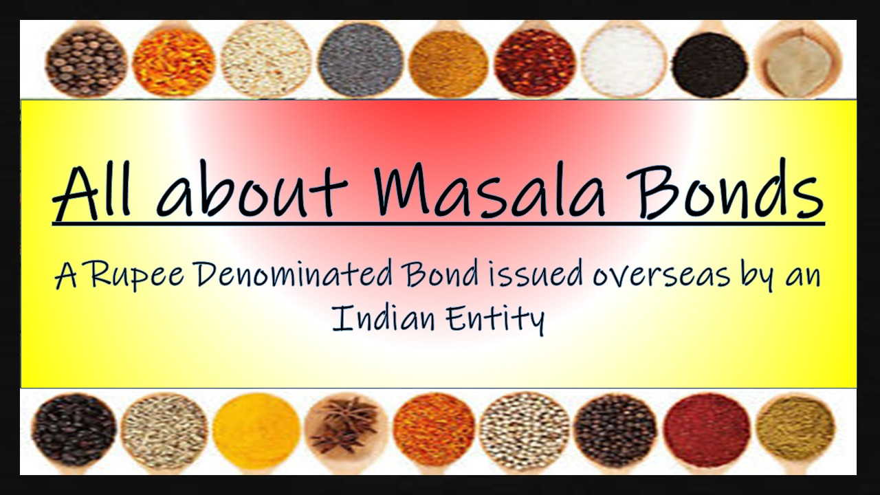 all about masala bonds