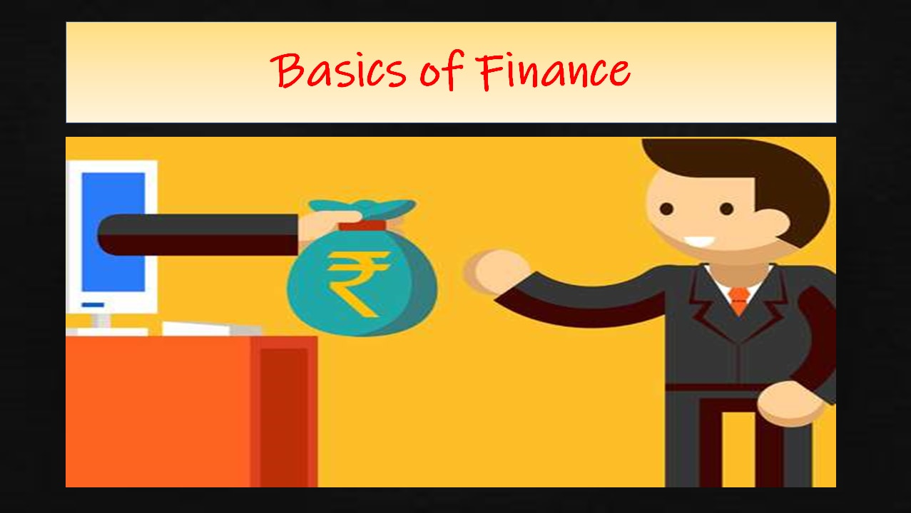 basics of finance