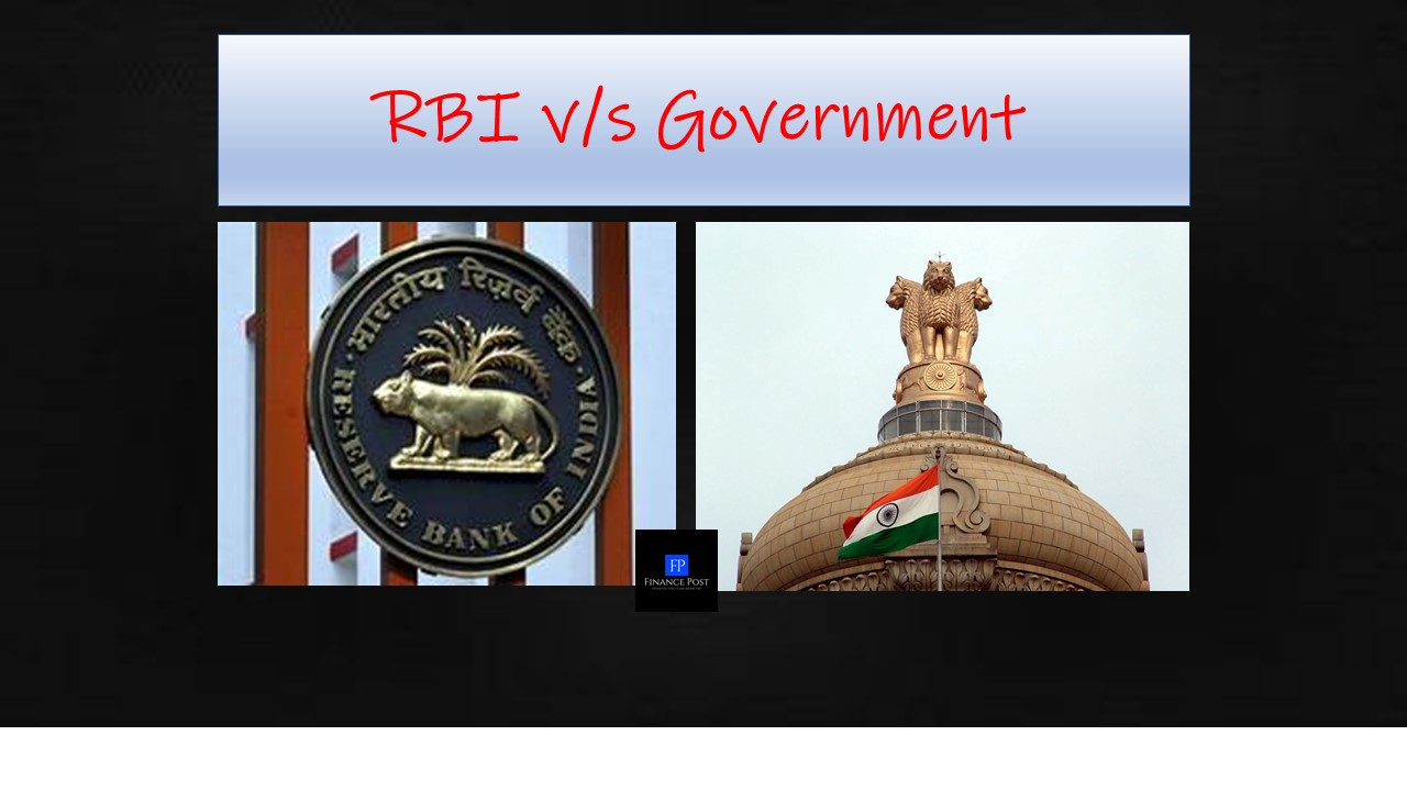 RBI vs. Government