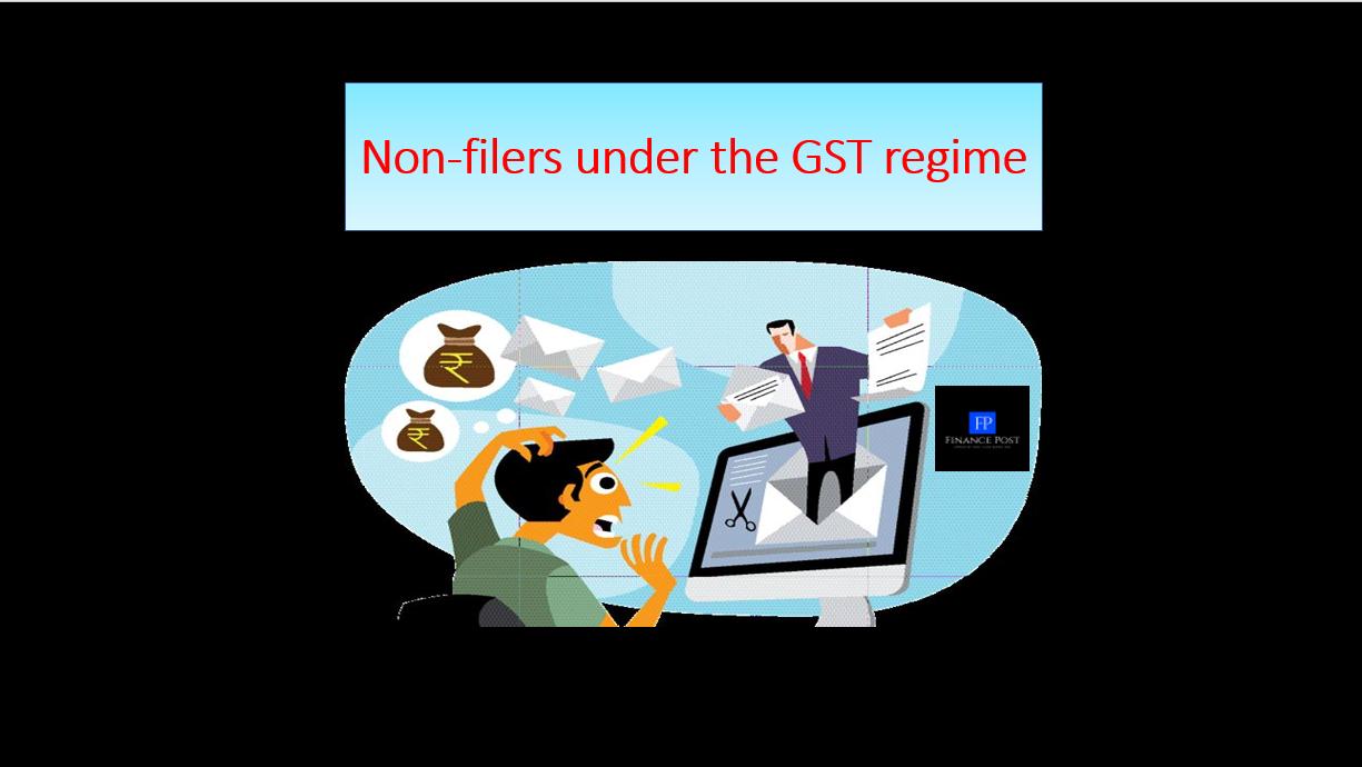 Non-filers under GST regime