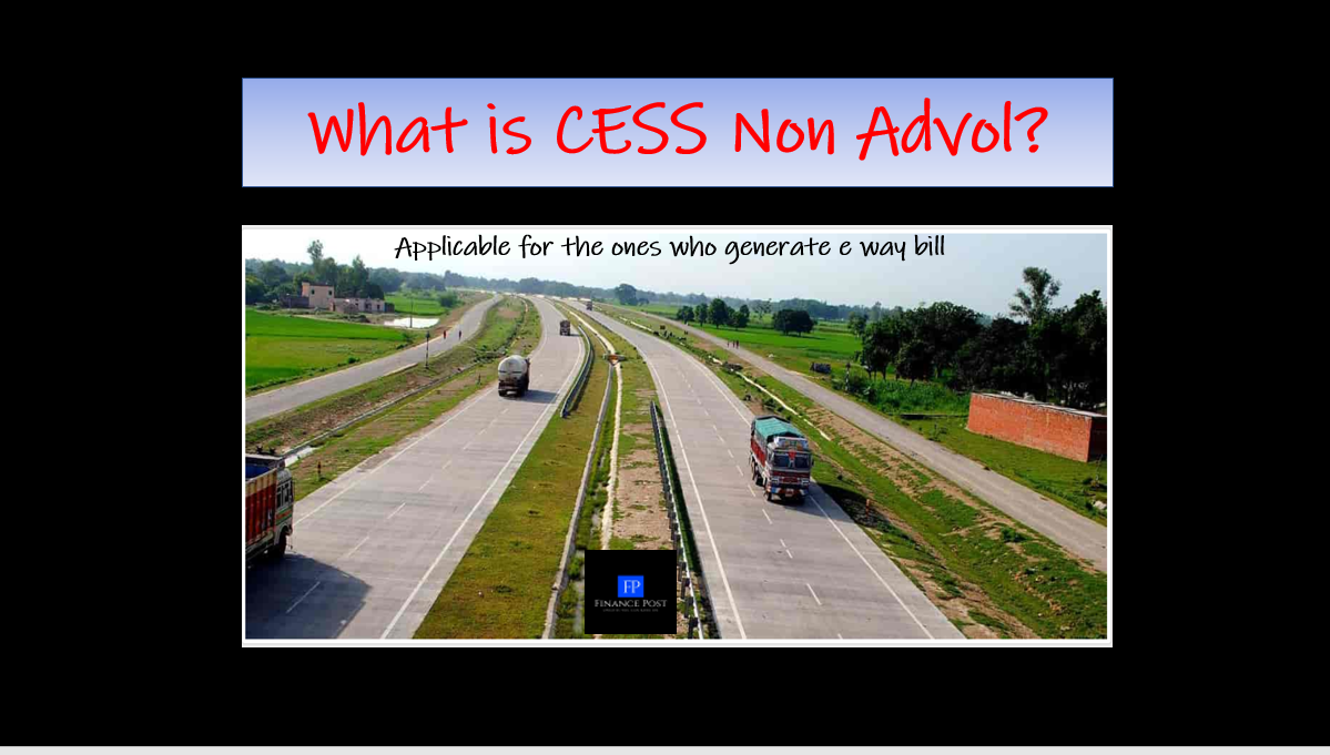 what is CESS non advol?