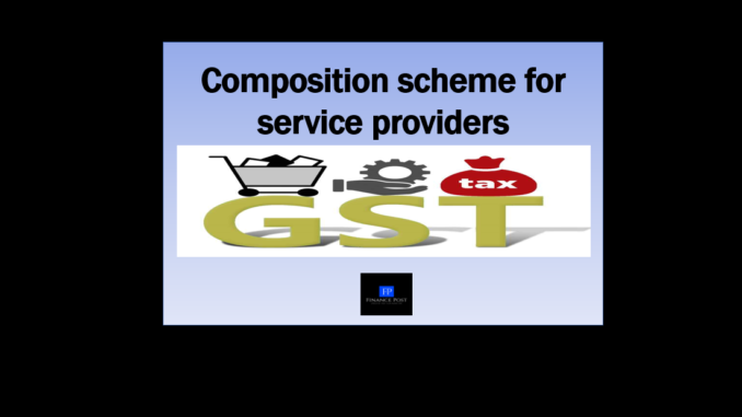 composition scheme for service provides