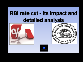 RBI rate cut - Its impact and detailed analysis