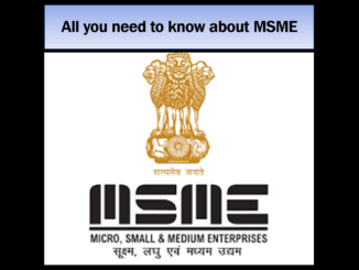 all you need to know about msme