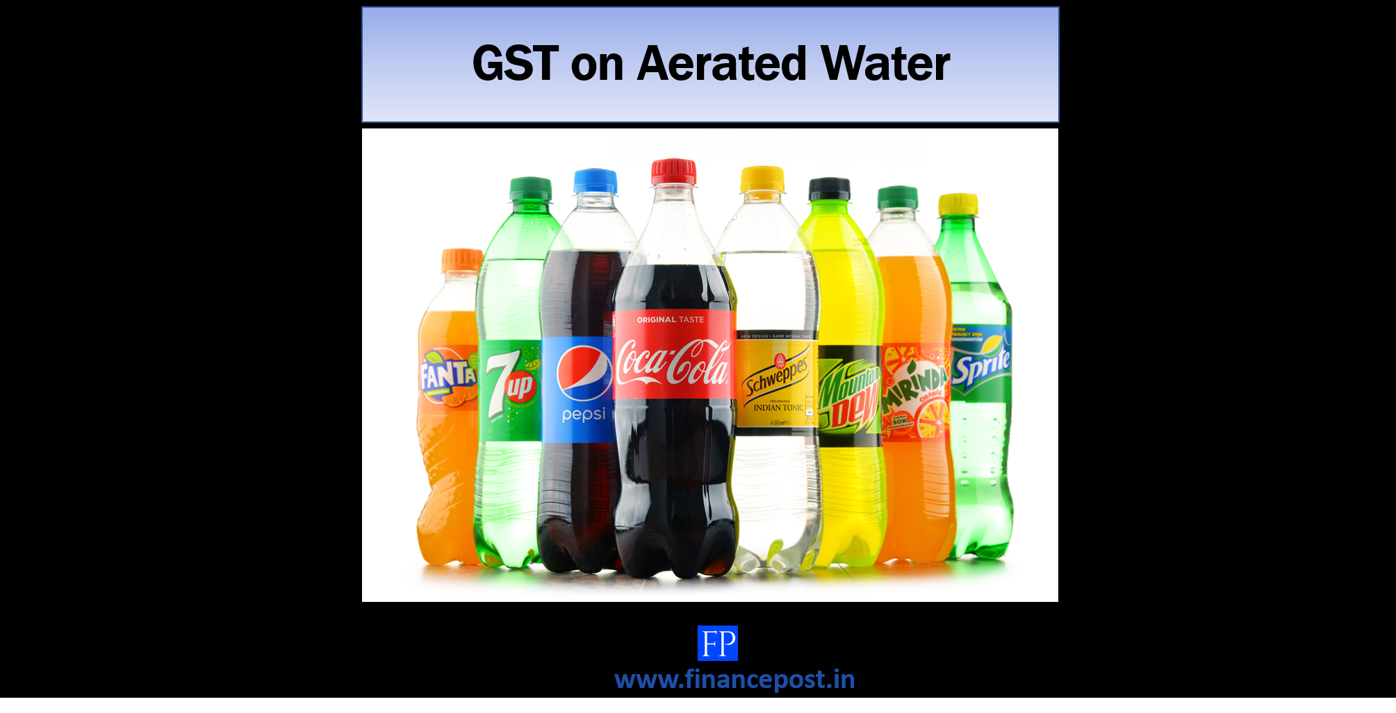 gst on aerated water