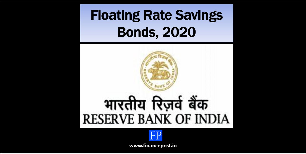 floating rate savings bonds,2020