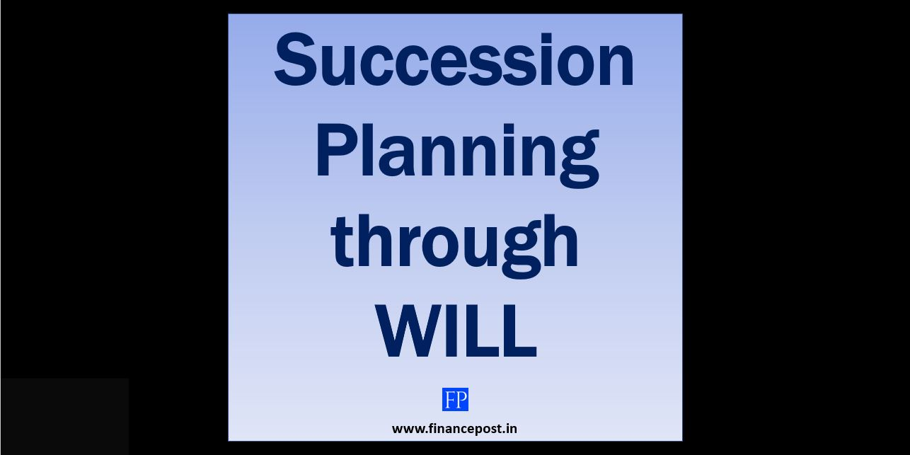 succession planning through will