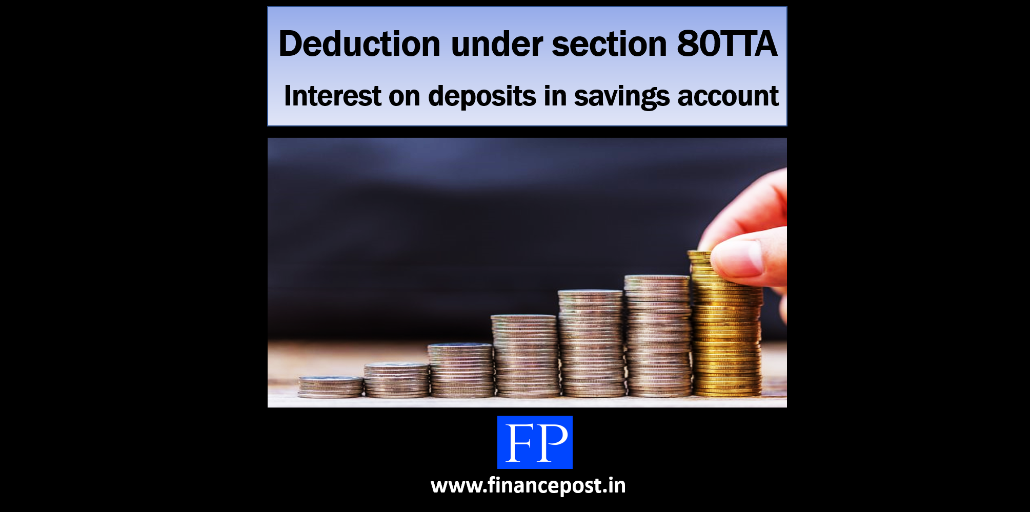 Deduction under section 80TTA