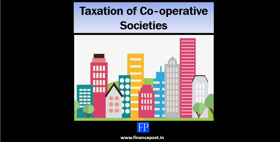taxation on cooperative housing societies