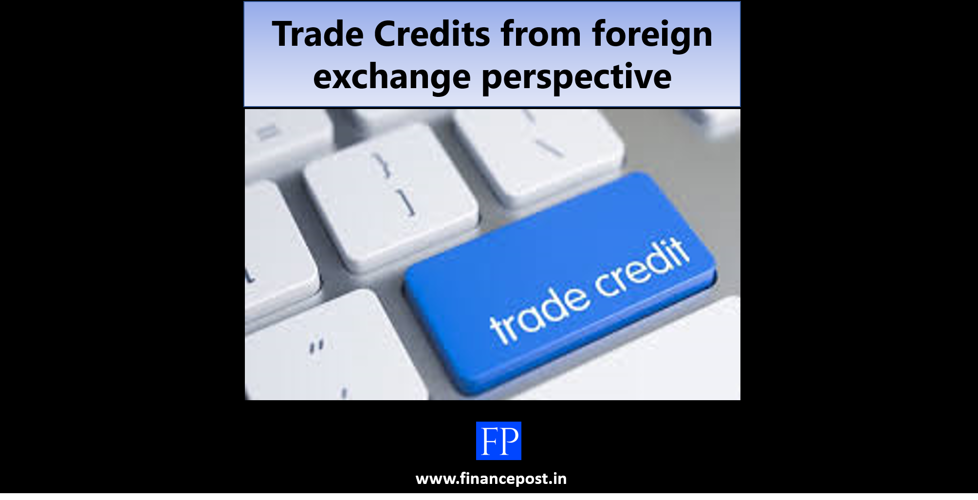 trade credits from foreign exchange perspective