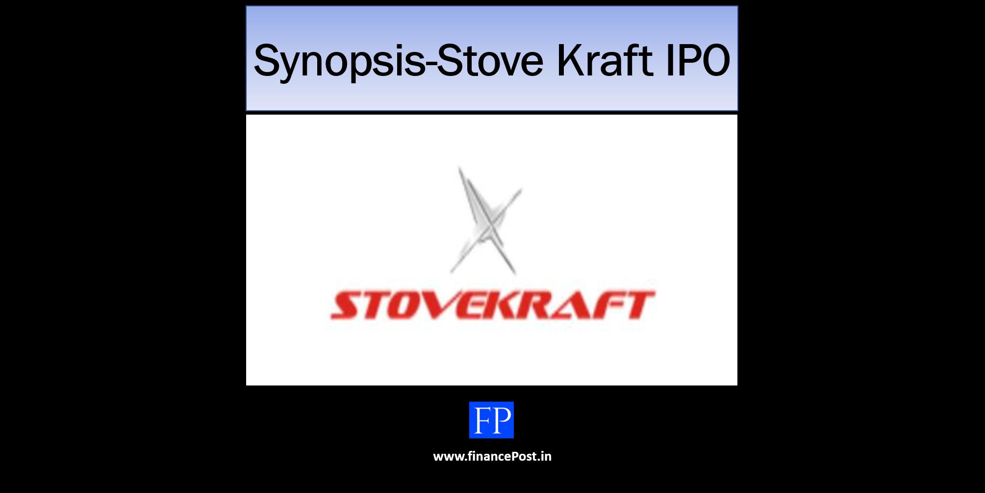 Synopsis-Stove Kraft IPO