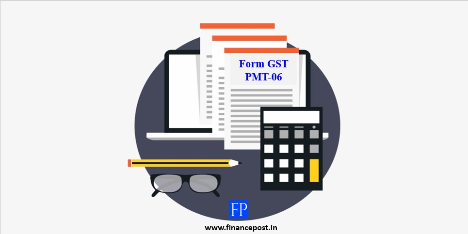 form gst pmt-06