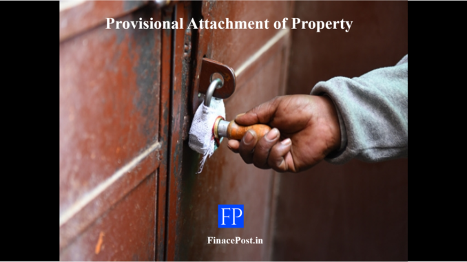 Section 83 Provisional Attachment to protect revenue