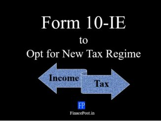 Form 10-IE